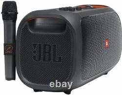Jbl Partybox On-the-go Haut-parleur De Parti Portable Avec Lumières Intégrées Et Sans Fil