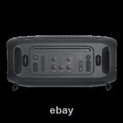 Jbl Partybox On-the-go Party Portable Avec Haut-parleur Intégré Lumières