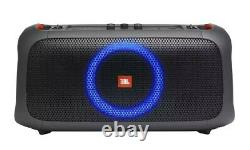 Jbl Partybox On-the-go Party Tailgate Karaoke Haut-parleur Bluetooth+led+wireless MIC