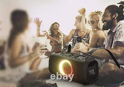 Jbl Partybox On-the-go Portable Karaoke Party Speaker Black B08hg2yc65