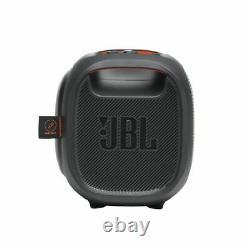 Jbl Partybox On-the-go Président Party Portable Avec Éclairage Intégré Et Sans Fil