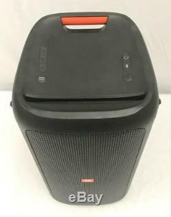 Jbl Partybox200 Haut-parleur De Soirée Portable Bluetooth (jblpartybox200am)