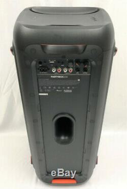 Jbl Partybox200 Party Bluetooth Haut-parleur Portable (jblpartybox200am)