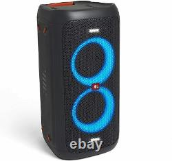 Jbl Portable Partybox 100 Haut-parleur Bluetooth Bluetooth Party-ns Haute Puissance