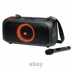 Jbl Professional Partybox 310 Portable Bluetooth Party Tailgate Speaker W Lumière