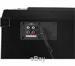 Jvc Mx-d528b Haut-parleur De Fête Bluetooth Megasound Noir