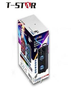 Karaoké À Led Bluetooth Pour Téléphone Portable Bluetooth