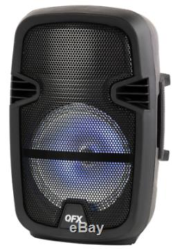 Karaoké De Système De Son D'équipement De Dj De Haut-parleurs 4400w Bluetooth Dj Avec Le Microphone