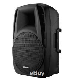 Karaoké De Système De Son D'équipement Portatif De Plancher De Dj De Haut-parleurs Portatifs 1500w Bluetooth