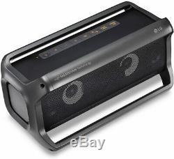 Lg Pk7 Xboom Go Résistant À L'eau Party Sans Fil Bluetooth Haut-parleur Jusqu'à 22 Hrs