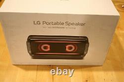 Lg Pk7 Xboom Haut-parleur Bluetooth Sans Fil Résistant À L'eau 22 Heures Lecture