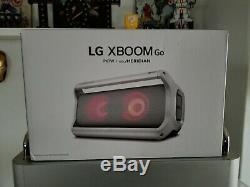 Lg Pk7w Xboom Go Résistant À L'eau Party Sans Fil Bluetooth Haut-parleur (nouveau)