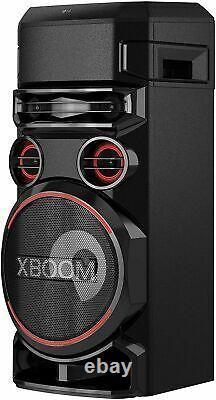 Lg Rn7 Xboom Haut-parleur Sans Fil Bluetooth Karaoke Party