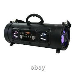 Loud Puissant Sans Fil Bluetooth Haut-parleur Lourd Basse Party Sound System