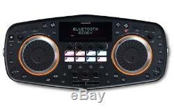 Machine De Fête Bluetooth Avec Système De Kooma Portable Dj Lg Rk8 Loudr
