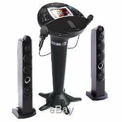 Machine De Karaoké Pour La Partie Professionnelle De Piédestal De Bluetooth De Système De Chant D'adultes