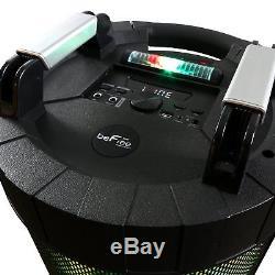 Microphone Sans Fil À Haut-parleur Portable Bluetooth À 360 Degrés Subwoofer