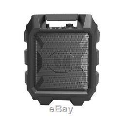 Monstre Rockin Rouleau Mini Party Bluetooth Pa Haut-parleur 60w 36 Heures Batterie