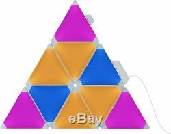 Nanoleaf Rhythm Édition 9 Panneaux Multicolor