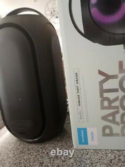 Navires Libre! Euc! Anker Soundcore 80w Bluetooth Haut-parleur De Partie Led Haut-parleur Portable