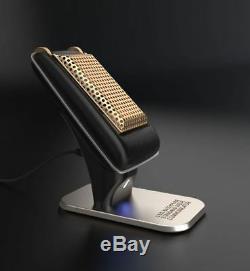 New Star Trek Tos Bluetooth Communicator Téléphone Portable Combiné Et Haut-parleur Avec Cas