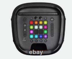 New-partybox 1000 Haut-parleur Bluetooth Portable Puissant Avec Affichage De Lumière Dynamique