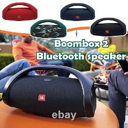 Nouveau Boombox 2 Waterproof Speaker Party Time Portable Bluetooth Wireless Outdoor