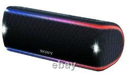 Nouveau Haut-parleur Bluetooth Portable Sony Srs-xb31 Avec Bass Extra Noir