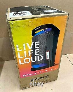 Nouveau Haut-parleur Bluetooth Sans Fil Portable De La Série X Sony Xp500