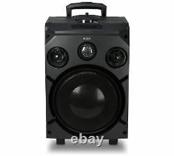 Nouveau Haut-parleur Bush High Power Bluetooth Party Avec Fm Aux En Usb + Warranty