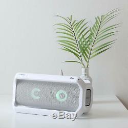 Nouveauté Lg Pk7w Xboom Go Haut-parleur De Piscine Sans Fil Bluetooth Résistant À L'eau