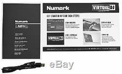 Numark Party MIX Serato Dj Controller Avec Éclairage Intégré + Haut-parleur Bluetooth Voir