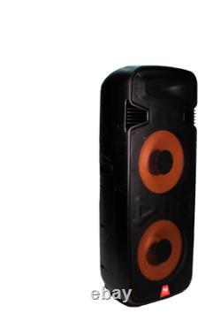 Nutek Mega Pro Super Bass Party Dj Karaoke 2x15 Haut-parleur Led Bluetooth Usb