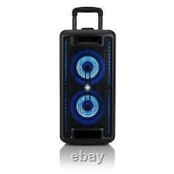 Onn Large Party Speaker Avec Éclairage Led (100008736)