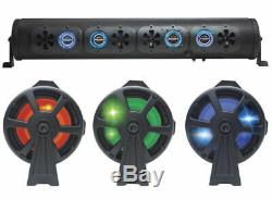 Open Box 36 Party Bluetooth Bar Off Barre De Son Chemin Led Bazooka Bpb36-g2