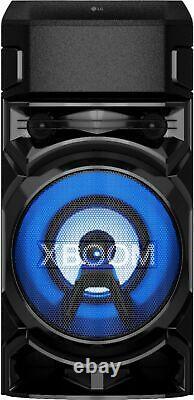Ouvrez-box Excellente Lg Xboom Party Wireless Speaker Noir