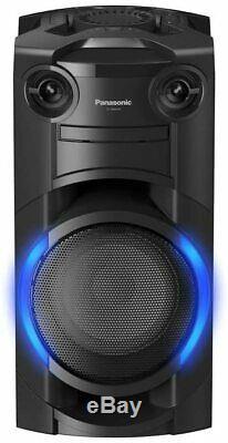 Panasonic Party Bluetooth Haut-parleur Lecteur CD Sc-300w Tmax10 Megasound