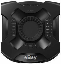 Panasonic Sc-300w Tmax10 Party Bluetooth Megasound Président Lecteur CD 2020 Modèle