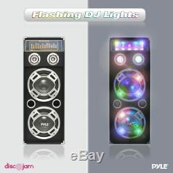 Parti Président 1000w Deux Voies Bluetooth Equipement Dj Sound System Karaoke Avec