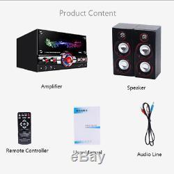 Partie Du Karaoké Système Bluetooth Haut-parleur Pa Jukebox Amplificateur De Guitare Usb