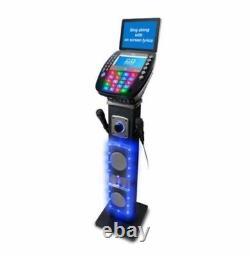 Party Dj Disco Easy Karaoke Bluetooth Cadeau De Danse Karaoke Light Haut-parleur De Noël