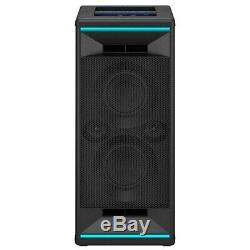 Pioneer Club7 Xwsx70 Enceinte De Fête Bluetooth Système Audio À Boîtier Unique One Sound Box Blk