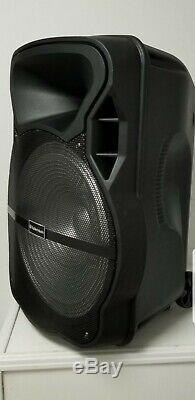 Portable Bluetooth Haut-parleur De Woofer Powered Fort Party Président