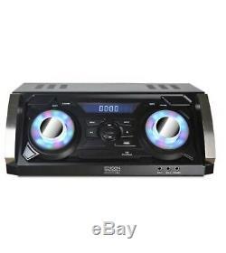 Président Edison Parti Professional Système 1220 Bluetooth Speaker System