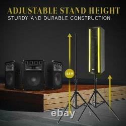 Pyle Ps65act Portable Bluetooth Speaker System Withmicrophone In Party Lights Pyle Ps65act Portable Bluetooth Speaker System Withmicrophone In Party Lights Pyle Ps65act Portable Bluetooth Speaker System Withmicrophone In Party Lights Pyle