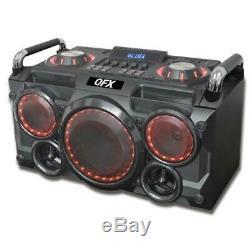 Qfx Pbx-265 6.25. Party Portable Pa Système & Boom Box
