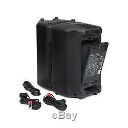 Samson Xp800 Portable 800w Event Club Dj Office Party Système De Mixage De Haut-parleurs