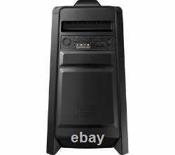 Samsung Mx-t50/xu 500w Bluetooth 5.0 Megasound Party Speaker Black Usb Aux-in