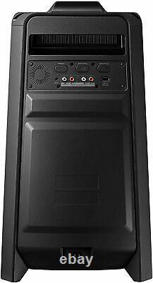 Samsung Sound Tower Mx-t40 300-watts Haut-parleur De Danse Bluetooth Haute Puissance