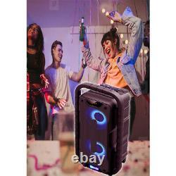 Sansai Bluetooth/wireless 200w Karaoke/party Speaker Withfm Radio/aux/usb/tf Card
